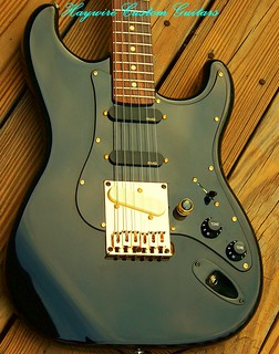 Haywire Custom Guitars Ricks' Strat1