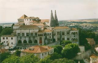 Sintra, Palácio Nacional de Sintra