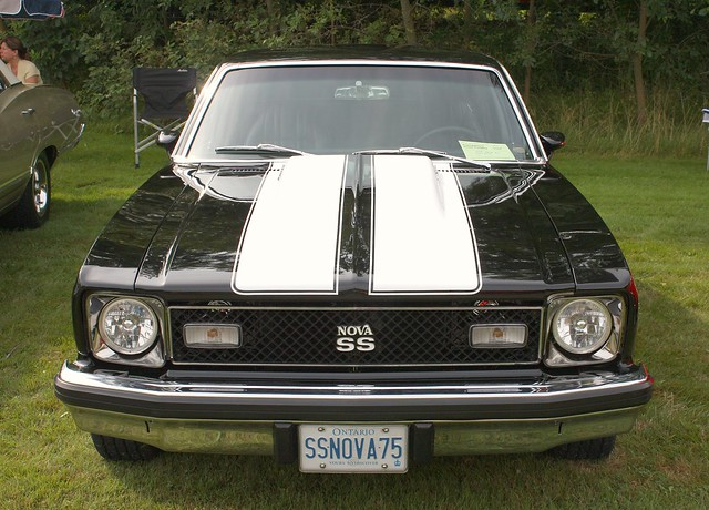 1975 Nova SS http://www.flickr.com/photos/carphotosbyrichard/6194334259/