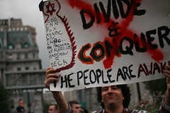 occupy dont divide and conquer