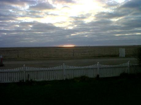 Buen día , hermoso amanecer