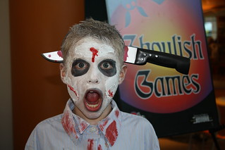 Haunted House Member Preview Party 2011