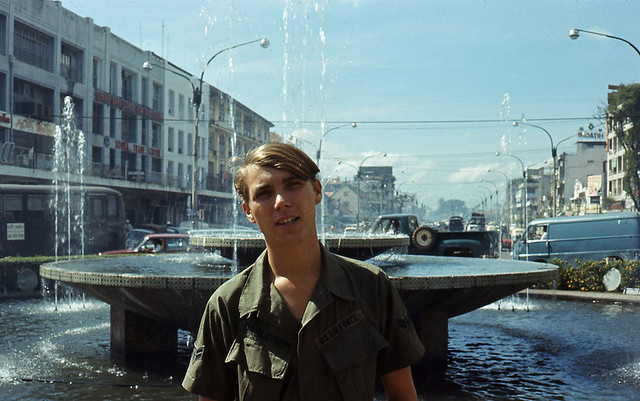 Saigon 1970 - photo by Artzkat