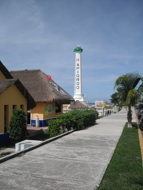 Header of Cozumel