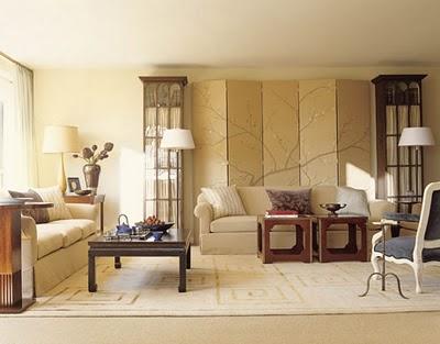 neutral living room benjamin moore powell buff - Benjamin Moore Creme Brulee