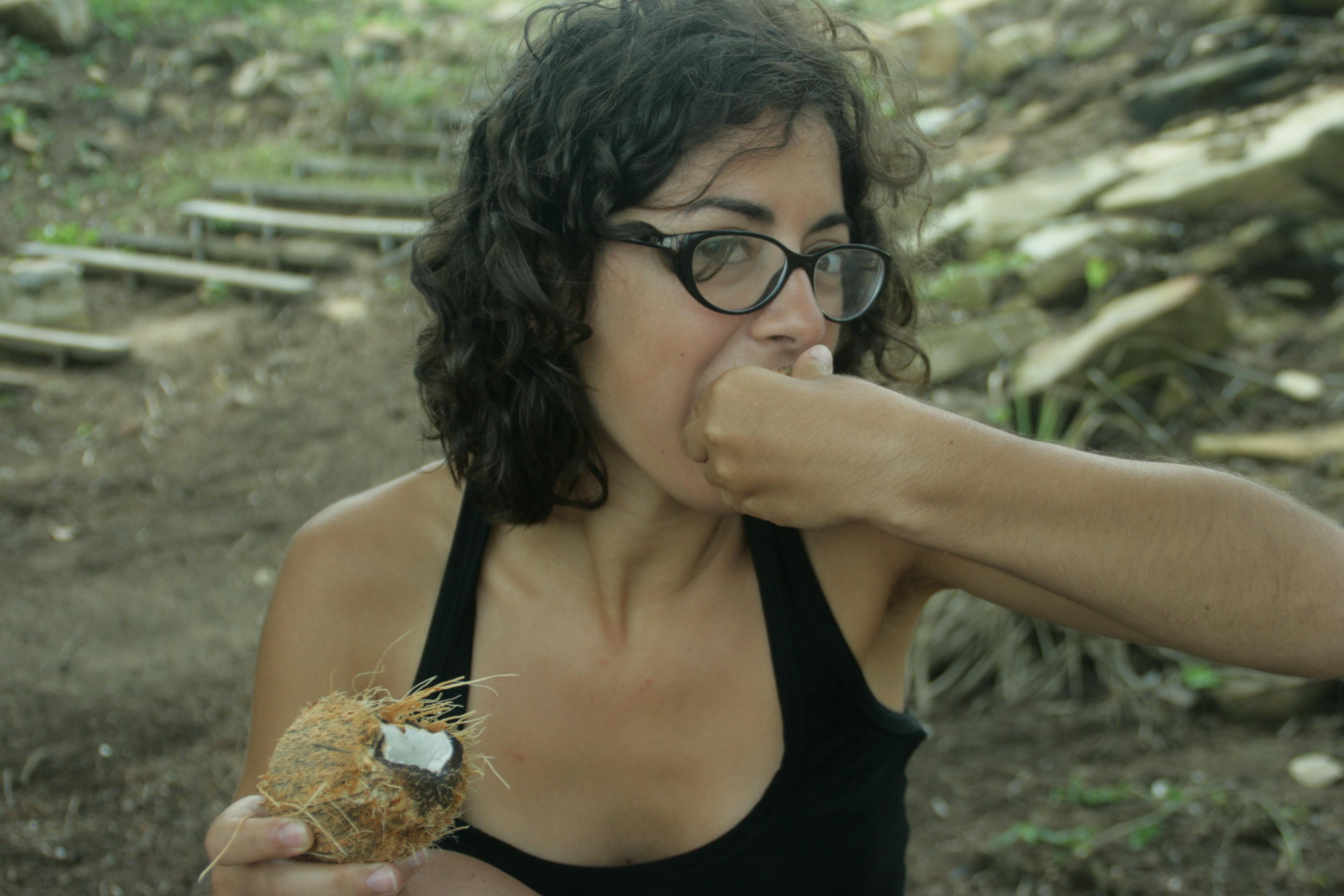 Com obrir i menjar-se un coco 12