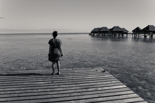 Maria on Pier