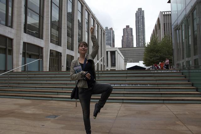 0889 - Lincoln Center & Metropolitan Opera House