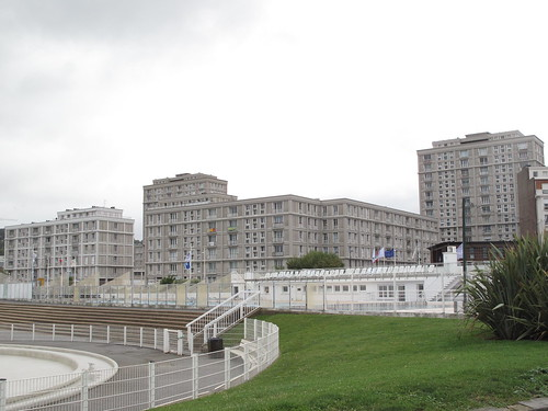 LE HAVRE - Blocks of Flats