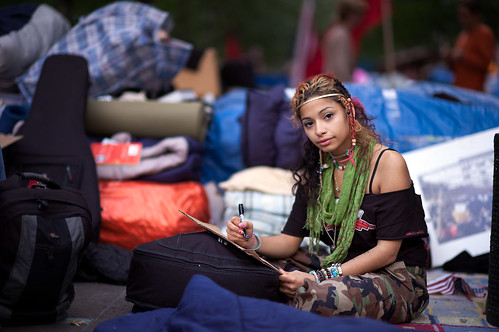 Portraits from Occupy Wall Street, Volume 2