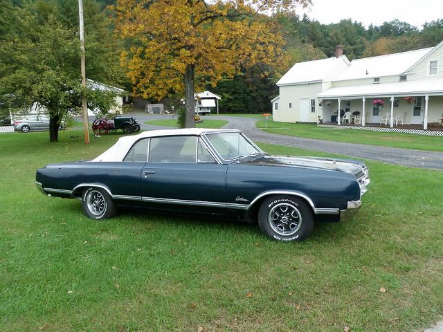 65 oldsmobile f85 for sale