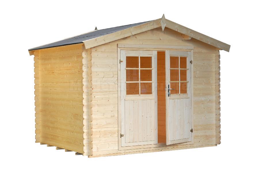 Maderas aguirre mesas casetas de madera caseta de jardin amiens - Maderas aguirre ...