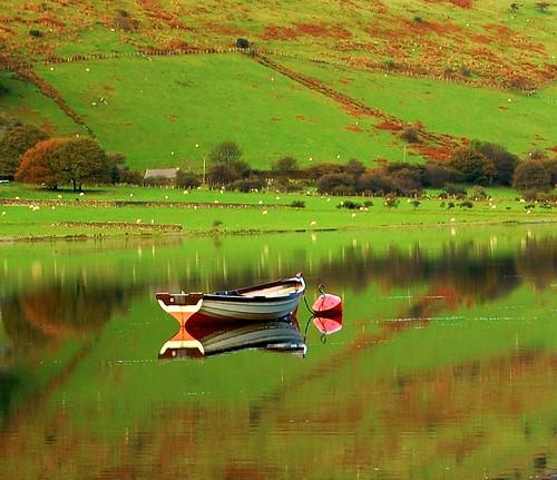 tal-y-llyn lake gywnedd wales by plot19