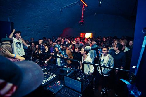 LA Vampires DJ Set @ Pauza