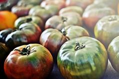 Los Angeles Original Farmers Market, Heirloom Tomatoes