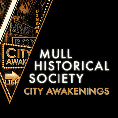 Mull Historical Society - City Awakenings_Cover