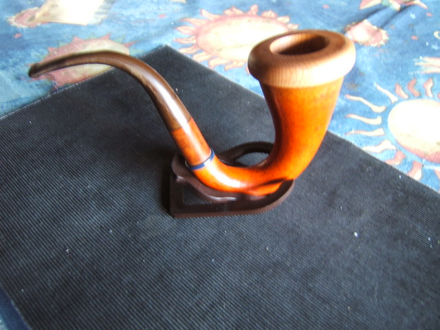 how to make a calabash pipe