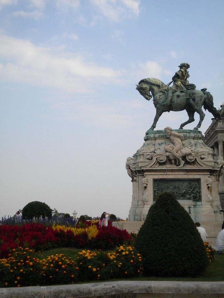 Budavári Palota, el castillo de Buda