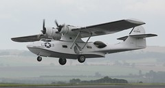 aviation, military aircraft, airplane, propeller driven aircraft, vehicle, turboprop, consolidated pby catalina, seaplane, flight, aircraft engine, air force,