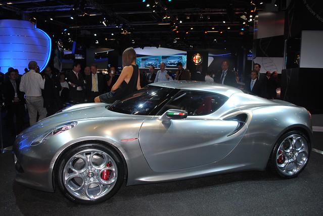 Alfa Romeo 4c >> photo