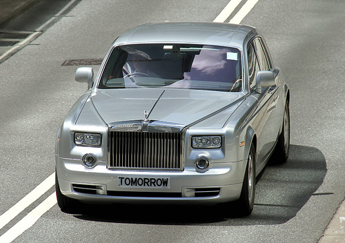 Rolls-Royce | Phantom | TOMORROW | Central District | Hong Kong | China by Christian Junker | PHOTOGRAPHY