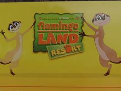Yorkshire Holiday 2011, Flamingo Land Theme Park & Zoo.
