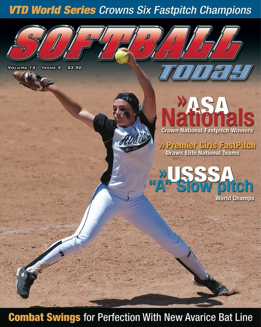 Softball Today Magazine Cover Flickr Photo Sharing