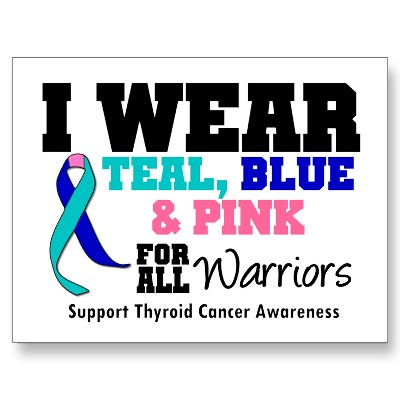 Thyroid Cancer September Awareness