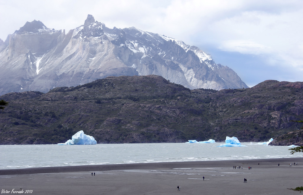 Lago Grey - Patagonia Chilena - Chile