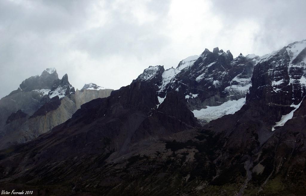 Parque Nacional Torres del Paine - Patagonia Chilena - Chile