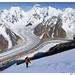 Close to 7000 m by Javier Camacho Gimeno