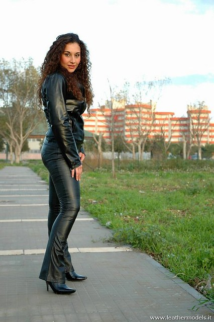 Leather Girls - A Gallery On Flickr-6271