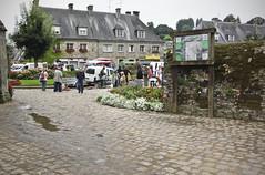 Lonlay-l'Abbaye - Brocante market day