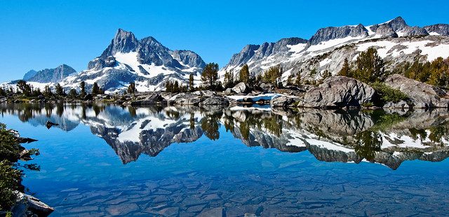 Banner Peak, Ansel Adams Wilderness, California