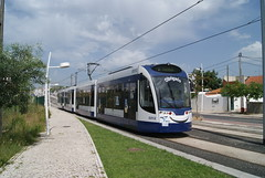 Trams Sul de Tejo (Portugal)