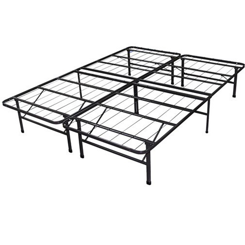 Bed Frame Platform Support Foundation Grid Metal Steel Twin Full Queen ...