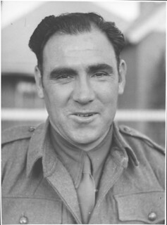Sapper Ernest Sharman of the Royal Australian Engineers