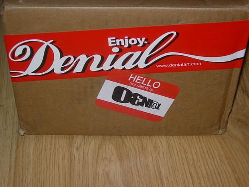 Denial pack