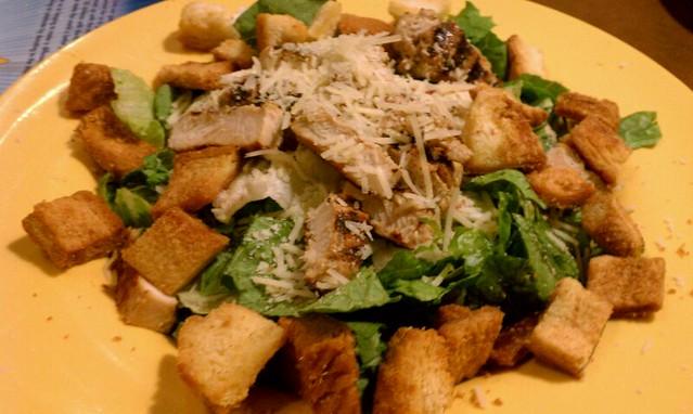 Caesar Salad Zaxby 39 S Flickr Photo Sharing