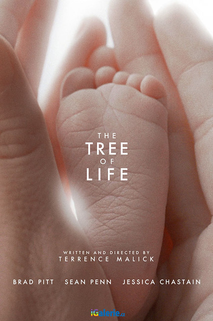 Terrence Malick - 2011 The Tree of Life - poster1