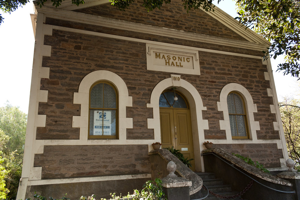 Angaston Australia  city photos gallery : Masonic hall, Angaston, Barossa Valley, South Australia | Flickr ...