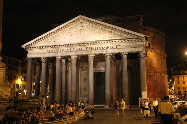 110829 Rome 0069 Pantheon
