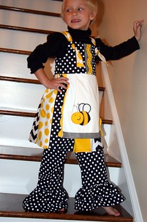 Honey Bee pant set