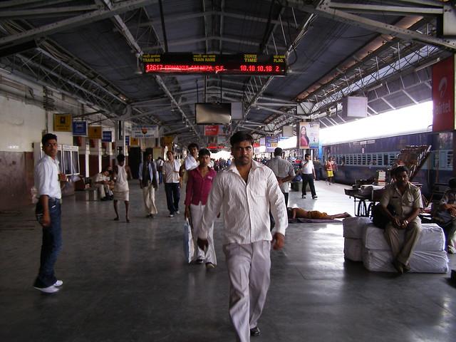 阿格拉火车站