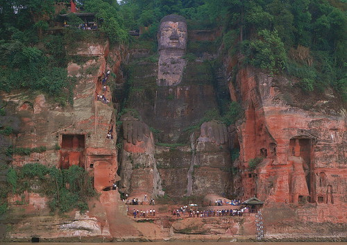 Mount Emei Scenic Area, including Leshan Giant Buddha Scenic Area