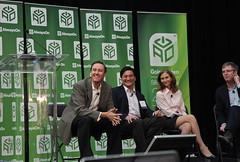 Going Green Panel