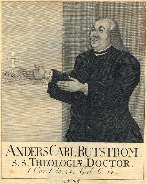 Anders Carl Rutström