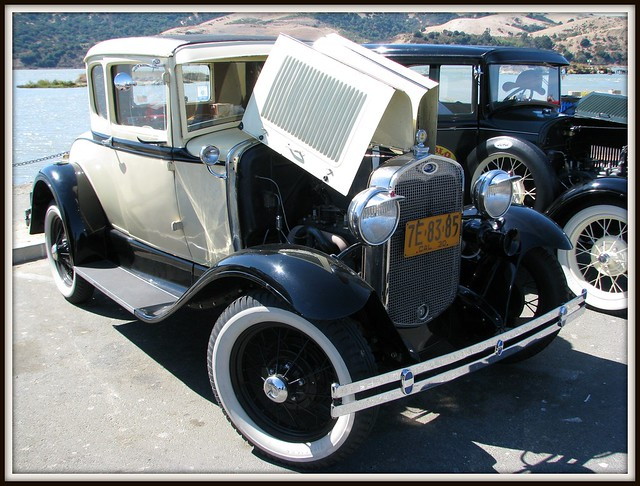 1930 ford model a 5 window coupe 39 7e 85 89 39 1 flickr for 1930 model a 5 window coupe