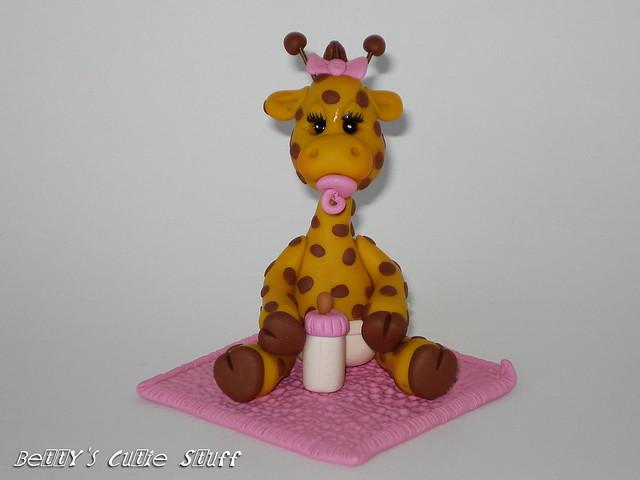 baby girl giraffe 2 baby shower souvenirs flickr photo sharing