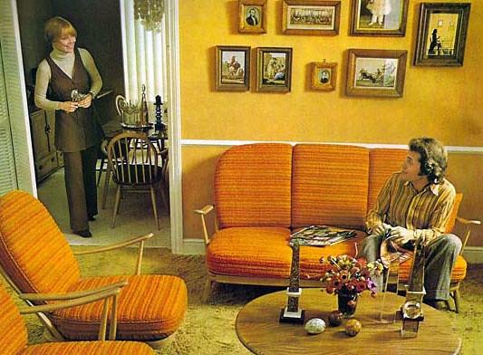 70 s Furniture